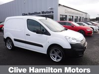 USED 2016 65 CITROEN BERLINGO 1.6 625 ENTERPRISE L1 HDI 1d 74 BHP