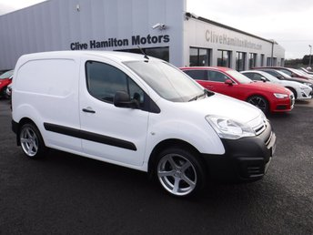 2016 CITROEN BERLINGO 1.6 625 ENTERPRISE L1 HDI 1d 74 BHP £6995.00