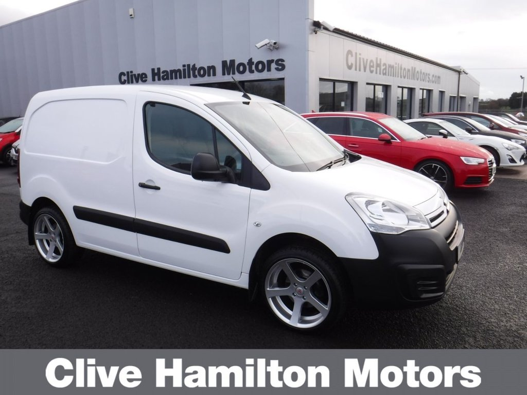 ba6c6734d1 2016 65 CITROEN BERLINGO 1.6 625 ENTERPRISE L1 HDI 1d 74 BHP