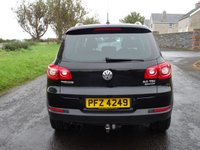USED 2009 VOLKSWAGEN TIGUAN 2.0 SE TDI 4MOTION 5d AUTO 138 BHP ZERO DEPOSIT FINANCE AVAILABLE