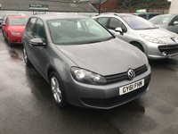 USED 2011 61 VOLKSWAGEN GOLF 2.0 SE TDI 5d 138 BHP FULL SERVICE HISTORY(10STAMPS)-1 FORMER KEEPER-DIESEL-ALLOYS-5 DOOR