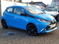 2016 TOYOTA AYGO 1.0 VVT-I X-CITE 2 5d 69 BHP £6400.00