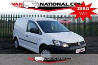 USED 2014 14 VOLKSWAGEN CADDY 1.6 C20 TDI STARTLINE 74 BHP ** NO VAT ** * NO VAT * JUST HAD A  CAMBELT SERVICE * READY TO GO *