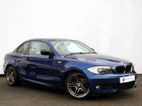 USED 2013 62 BMW 1 SERIES 2.0 118D SPORT PLUS EDITION 2d 141 BHP BOSTON HEATED LEATHER