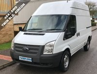 2013 FORD TRANSIT 2.2 AWD 4X4 350 MWB HIGH ROOF 125 BHP £5995.00