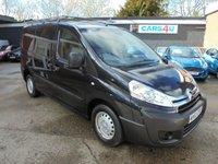 2012 CITROEN DISPATCH 1.6 1000 L1H1 ENTERPRISE HDI 90 6d £5590.00