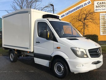2014 MERCEDES-BENZ SPRINTER 2.1 313 CDI 130 MWB FRIDGE- CHILLER BOX VAN 7G-TRONIC AUTO RWD LOW MILEAGE £8950.00