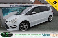 USED 2012 62 FORD S-MAX 2.0 TITANIUM X SPORT TDCI 5d 161 BHP DIESEL WHITE EXCELLENT CONDITION + GOOD SERVICE HISTORY