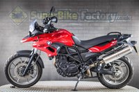 USED 2013 63 BMW F700GS NATIONWIDE DELIVERY AVAILABLE GOOD & BAD CREDIT ACCEPTED, OVER 600+ BIKES IN STOCK