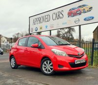 USED 2013 13 TOYOTA YARIS 1.3 VVT-I TR 5d AUTO 98 BHP 0% Deposit Plans Available even if you Have Poor/Bad Credit or Low Credit Score, APPLY NOW!