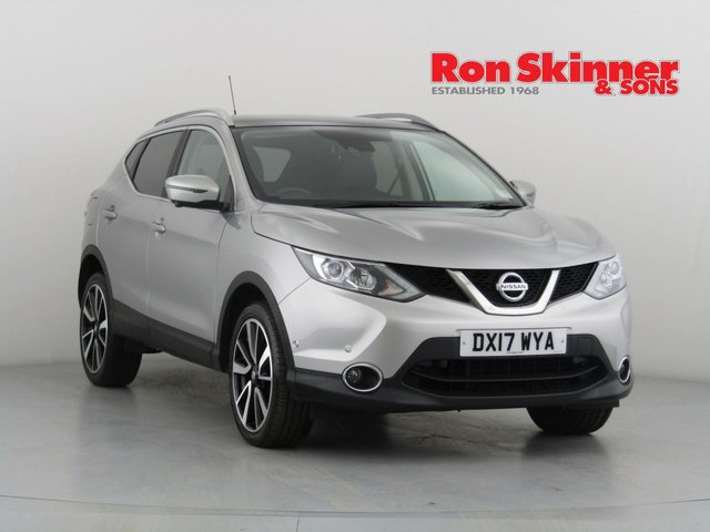View our 2017 17 NISSAN QASHQAI 1.5 DCI TEKNA 5d 108 BHP