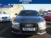 USED 2013 63 AUDI A6 2.0 TDI S LINE BLACK EDITION 4d AUTO 175 BHP £5,575 OF FACTORY FITTED OPTIONS