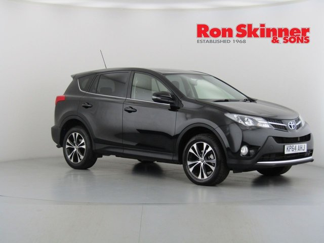 View our 2014 TOYOTA RAV4 2.0 D-4D ICON AWD 5d 124 BHP