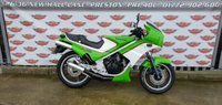 USED 1984 B KAWASAKI KR250 2 Stroke Sports Classic Superb in green & white, very low miles