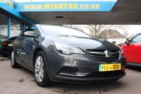 USED 2013 13 VAUXHALL CASCADA 2.0 SE CDTI S/S 2dr 165 BHP FULLY ELECTRIC CONVERTIBLE ROOF