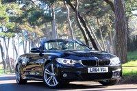 2014 BMW 4 SERIES 2.0 428I M SPORT 2d AUTO 245 BHP
