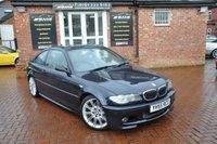 2005 BMW 3 SERIES 3.0 330CI SPORT 2d 228 BHP £2495.00