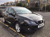 2011 SEAT IBIZA 1.4 SPORT 5d 85 BHP £4000.00