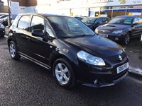 USED 2010 10 SUZUKI SX4 1.6 AERIO 5d 118 BHP OUR  PRICE INCLUDES A 6 MONTH AA WARRANTY DEALER CARE EXTENDED GUARANTEE, 1 YEARS MOT AND A OIL & FILTERS SERVICE. 6 MONTHS FREE BREAKDOWN COVER.   CALL US NOW FOR MORE INFORMATION OR TO BOOK A TEST DRIVE ON 01315387070 !!