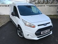 USED 2015 64 FORD TRANSIT CONNECT 230 1.6 TDCI 95 BHP L2 TREND DCB 5 SEATER **70 VANS IN STOCK**
