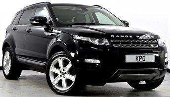 2013 LAND ROVER RANGE ROVER EVOQUE 2.2 SD4 Pure Tech AWD 5dr £16750.00