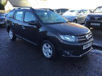 USED 2014 64 DACIA LOGAN MCV 1.5 LAUREATE DCI 5d 90 BHP OUR  PRICE INCLUDES A 6 MONTH AA WARRANTY DEALER CARE EXTENDED GUARANTEE, 1 YEARS MOT AND A OIL & FILTERS SERVICE. 6 MONTHS FREE BREAKDOWN COVER.   CALL US NOW FOR MORE INFORMATION OR TO BOOK A TEST DRIVE ON 01315387070 !!
