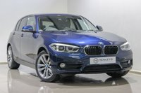 USED 2015 15 BMW 1 SERIES 1.5 116D SPORT 5d AUTO 114 BHP