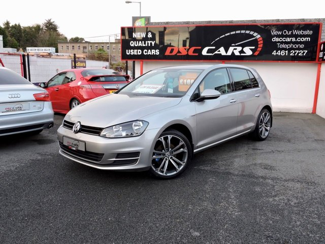 2015 VOLKSWAGEN GOLF 1.6 S TDI BLUEMOTION TECHNOLOGY 5d 103 BHP
