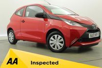 USED 2017 17 TOYOTA AYGO 1.0 VVT-I X 3d 69 BHP LOW INSURANCE - LOW MILES