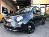 2012 FIAT 500 0.9 C LOUNGE 3d 85 BHP £5714.00