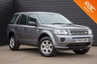 USED 2013 63 LAND ROVER FREELANDER 2.2 TD4 GS 5d 150 BHP £0 DEPOSIT BUY NOW PAY LATER - FULL LAND ROVER S/H