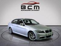 2010 BMW 3 SERIES 3.0 330D M SPORT 4d AUTO 242 BHP £7485.00