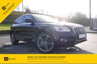 USED 2013 63 AUDI Q5 2.0 TDI QUATTRO S LINE PLUS 5d 175 BHP **0% Available T&Cs Apply**