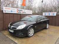 USED 2007 57 VAUXHALL VECTRA 1.9 EXCLUSIV CDTI 8V 5d 120 BHP FINANCE AVAILABLE FROM £21 PER WEEK OVER TWO YEARS - SEE FINANCE LINK FOR DETAILS