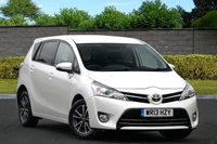 USED 2013 13 TOYOTA VERSO 2.0 ICON D-4D 5d 122 BHP