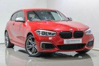 2016 BMW 1 SERIES 3.0 M140I 3d AUTO 335 BHP
