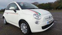 2010 FIAT 500 1.2 POP 3d 69 BHP £3000.00