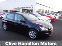 USED 2017 17 PEUGEOT 308 1.6 BLUE HDI S/S ACCESS 5d 100 BHP