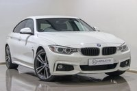 2016 BMW 4 SERIES GRAN COUPE 2.0 420D M SPORT GRAN COUPE 4d AUTO 188 BHP £19990.00