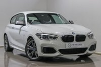 USED 2016 65 BMW 1 SERIES 3.0 M135I 3d 322 BHP