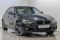 2015 BMW 3 SERIES 3.0 335D XDRIVE M SPORT 4d AUTO 308 BHP £22490.00