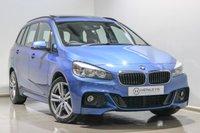 2015 BMW 2 Series GRAN TOURER 1.5 218I M SPORT GRAN TOURER 5d 134 BHP £15990.00
