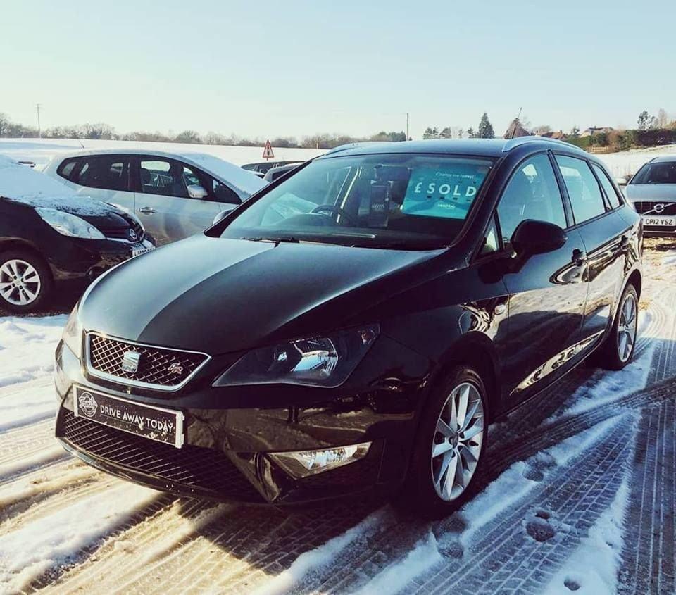 2012 Seat Ibiza TSI FR £5,998