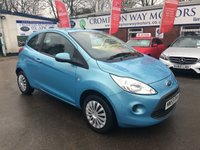 USED 2009 59 FORD KA 1.2 STYLE 3d 69 BHP 0%  FINANCE AVAILABLE ON THIS CAR PLEASE CALL 01204 393 181