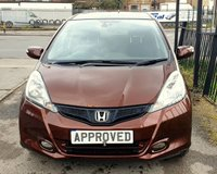 USED 2012 61 HONDA JAZZ 1.3 I-VTEC EX 5d AUTO 98 BHP 0% Deposit Plans Available even if you Have Poor/Bad Credit or Low Credit Score, APPLY NOW!