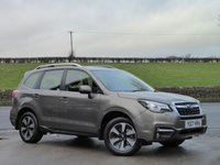 USED 2017 17 SUBARU FORESTER 2.0 D XC 5d AUTO 145 BHP 1 OWNER, FULL HISTORY, IMMACULATE, GREAT COLOR
