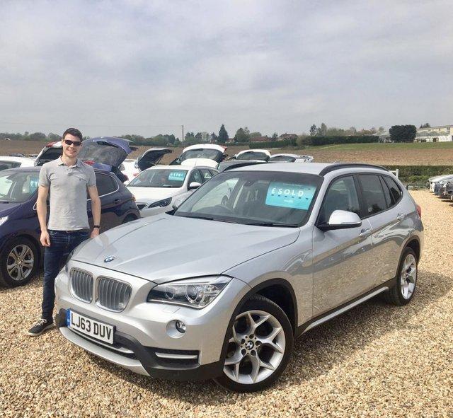 2013 63 BMW X1 2.0 25d xLine xDrive 5dr