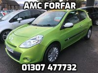 USED 2009 59 RENAULT CLIO 1.1 I-MUSIC 16V 3d 74 BHP