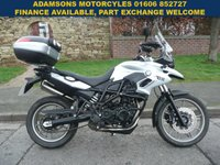 USED 2013 13 BMW F SERIES 0.8 F 700 GS 1d  Low Mileage, Great History, Very Clean, Top Box, Heated Grips, Givi Screen