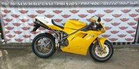 2000 DUCATI 748 R Sports £8299.00